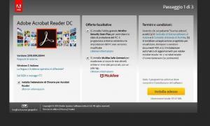 Adobe Acrobat Reader DC - software essenziale