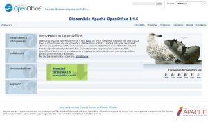 OpenOffice - software essenziale