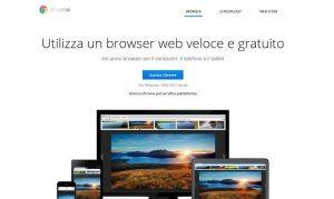 Chrome - software essenziale