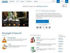 VLC media player - software essenziale