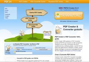 PDF24 - software essenziale
