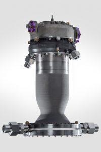 camera di combustione 3D